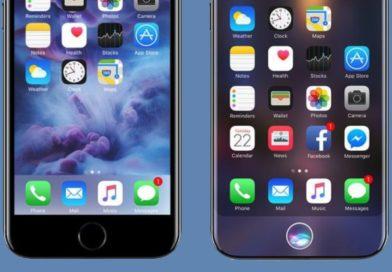 Así podría lucir el nuevo iPhone 8