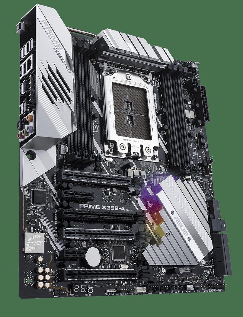 ASUS introduce las nuevas tarjetas madre ROG y Prime X399 - HackerGirl