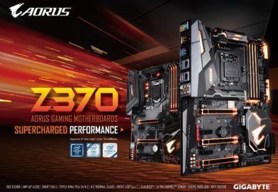 GIGABYTE Presenta sus nuevas placas Z370 AORUS Gaming Series para intel Coffee Lake