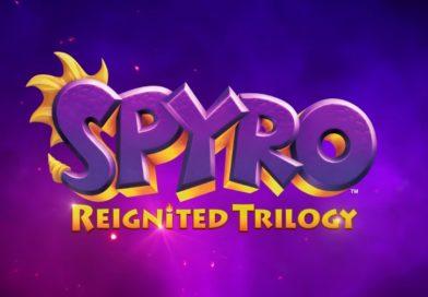 """""""Spyro regresa"""""""