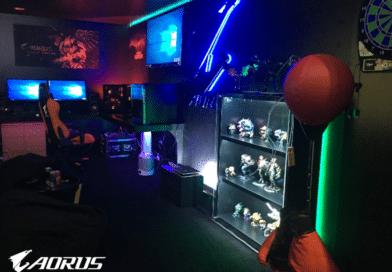 AORUS Gamer Set Up, el Paraíso en COMPUTEX 2018