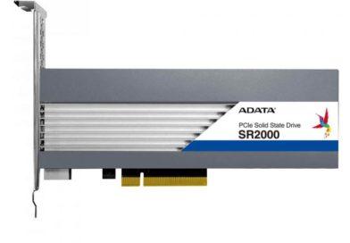 ADATA lanza los nuevos SSD SR2000 empresariales con capacidades de hasta 11TB
