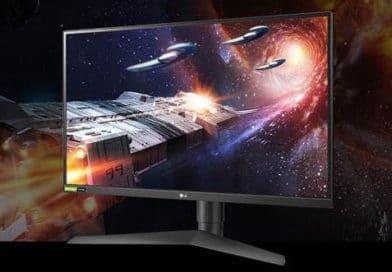 LG presentará en IFA, nueva linea de monitores para gamers con un 1ms de respuesta