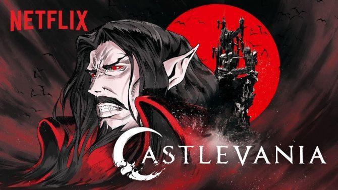 Castlevania presenta nuevo trailer