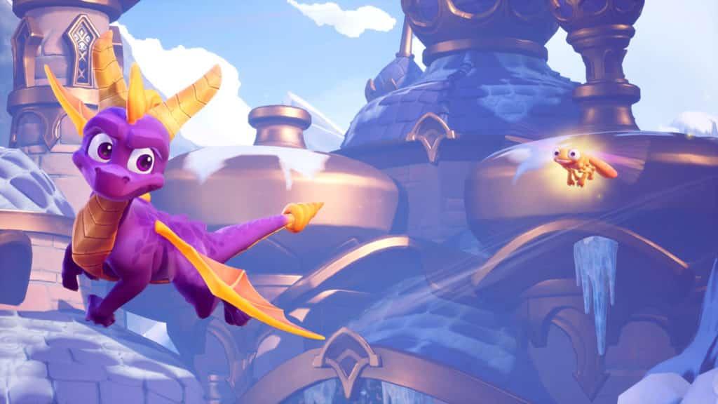 Spyro promociones especiales en Playstation