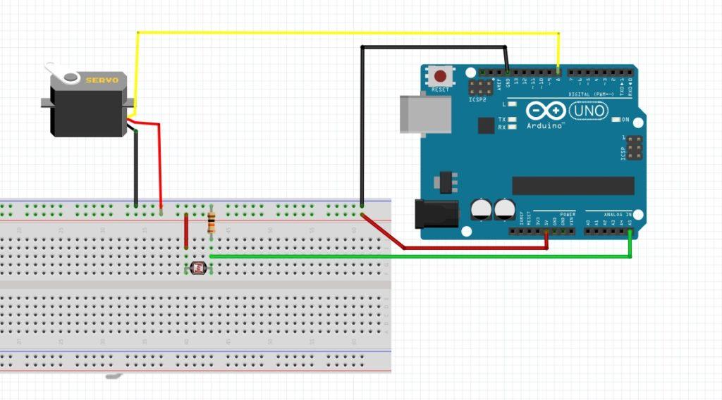 Dinosaurio Chrome Arduino