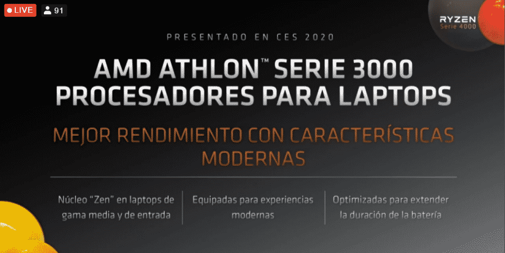 AMD Serie 4000