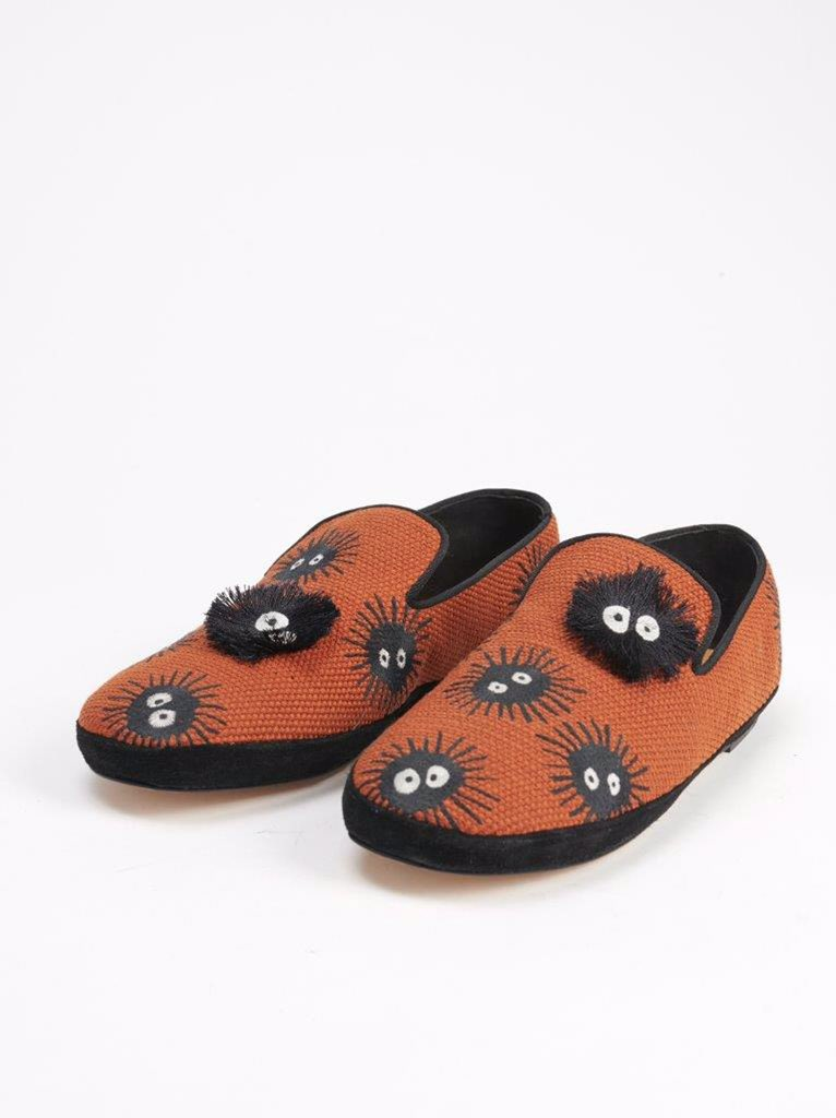 LOEWE x Mi vecino Totoro-zapatos