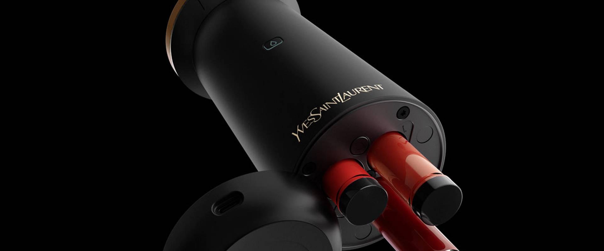 Yves Saint Laurent lanza dispositivo que crea cualquier tono de labial