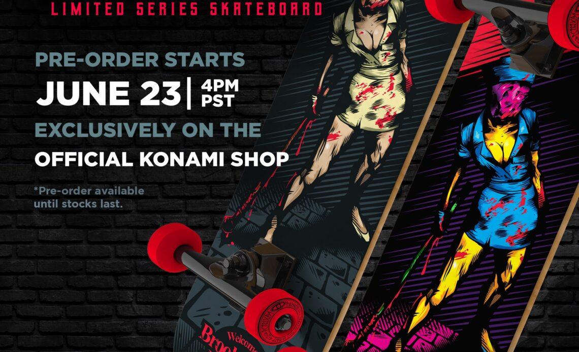 Konami lanza nuevos productos