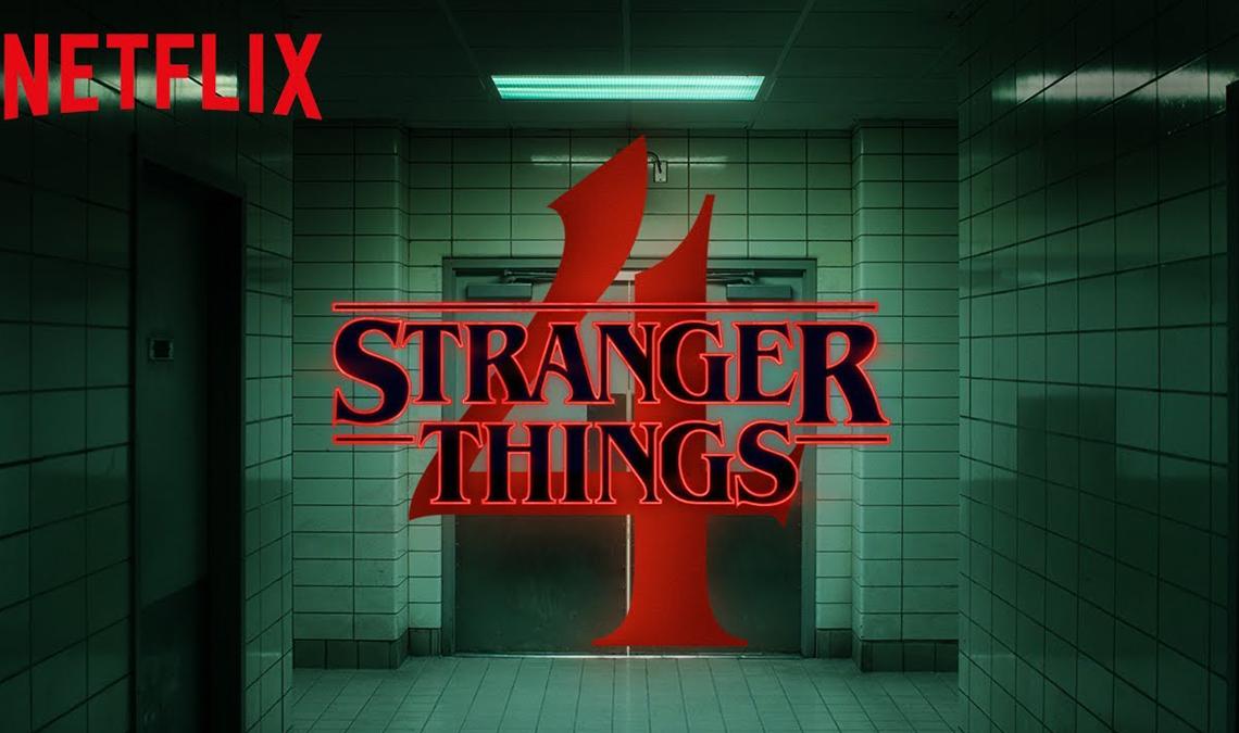 Stranger Things T4